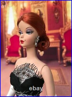 Dahlia Silkstone Barbie Doll 2006 Platinum Label. Vhtf Free Shipping