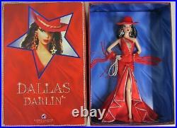 Dallas Darlin' Barbie Doll (Platinum Label) (NEW)