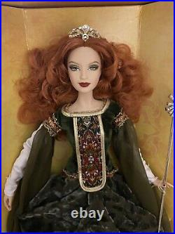 Deirdre of Ulster Barbie Doll Legends of Ireland K7977 (NIB/NRFB)