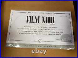 Film Noir 2006 National Convention Aa Barbie Doll Platinum Label Mattel J0979