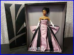 Film Noir 2006 National Convention Barbie Doll Platinum Label Mattel J0979 Nrfb