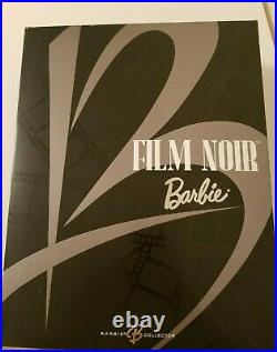 Film Noir 2006 National Convention Barbie Doll Platinum Mattel J1802 Nrfb