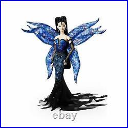 Flight of Fashion Fantasy Blue Fairy Barbie NRFB Platinum Label