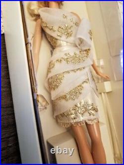 Glimmer of Gold Barbie Doll Platinum Label Designed by Robert Best NRFB