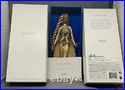 Golden Galaxy AA Doll 2017 NBDCC Platinum Label Collection NRFB VLE 330