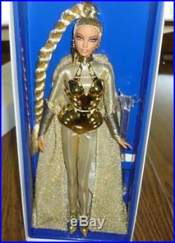 Golden Galaxy Barbie Doll 2017 National Barbie Convention NRFB