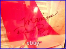 JOIE DE VIVRE BARBIE Signed by Marirose & Robert Best Convention 2008 Platinum