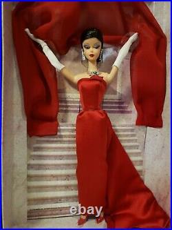 Joie De Vivre 2008 National Convention Barbie Doll Platinum Label Mattel M0722