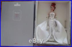 Joyeux Silkstone Barbie Red Head FAO Exclusive Limited Edition 2003 Platinum HTF