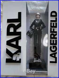 Karl Lagerfeld Barbie Doll Platinum Label Limited Edition