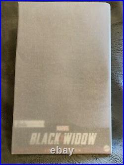 MARVEL BLACK WIDOW BARBIE in White Suit Platinum Label in Stock Mint NRFB Rare