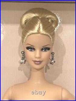 Mattel 2012 Grand Tour Convention Barbie is Eternal Platinum Label Doll NRFB