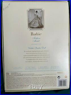 Mattel Barbie Collector PLATINUM LABEL Silkstone Violette, 2006 Unused