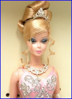 Mattel Barbie Fashion Model Collection FAO Exclusive the soiree Platinum Label