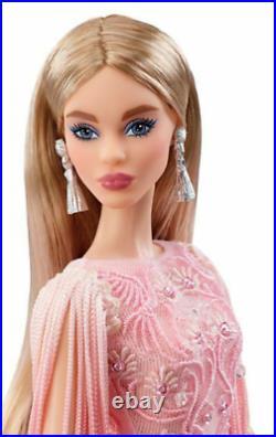 Mattel Blush Fringed Gown compatible to Barbie Doll Platinum Label 2017 unused