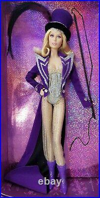 Mattel Bob Mackie 3 Cher Barbie Dolls RINGMASTER HALF BREED TURN BACK TIME NRFB