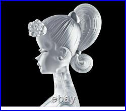 Mattel Creations Limited Edition Clear Barbie NRFB