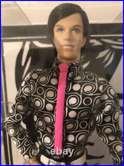 Mattel Pop Life Ken Doll 2009 Platinum Label Fan Club Doll Collection N6611