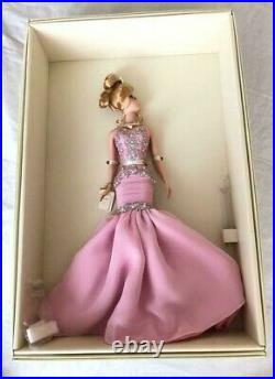 Mattel Soiree Barbie Doll 2007 Platinum Label Fashion Model Collection M6195