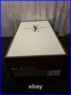 Mondrian Dress Yves Saint Laurent Platinum Label Barbie Doll Mattel Gcm97 Nrfb