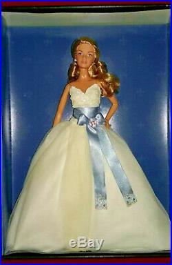 Monique Lhuillier Bride Barbie Platinum Label 2006 NRFB Signed NIB Mint 1 of 999