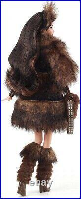 NEW 2020 STAR WARS X CHEWBACCA Barbie Doll withSHIPPER Platinum Ed. NRFB