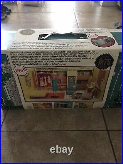 NEW Mattel 2020 Platinum Label Barbie Reproduction Dream House With Doll MINT