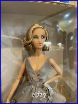 NRFB Barbie Platinum Label Splash Of Silver Doll 2009