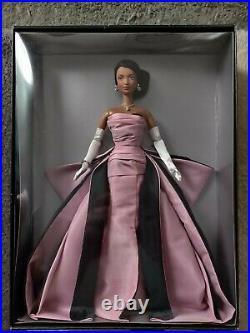 NRFB Film Noir Barbie Doll AA. #134 of 500 Platinum Label. FREE SHIPPING