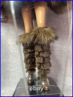 NRFB STAR WARS Chewbacca x Barbie Doll by Robert Best PLATINUM LABEL