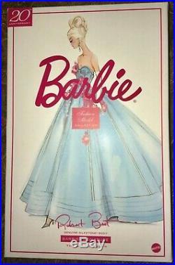 NRFB The Gala's BEST Barbie Silkstone Platinum Label Robert Best 2020