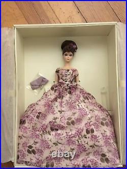 Nrfb 2005 Platinum Label Violette Silkstone Barbie Doll Bfmc