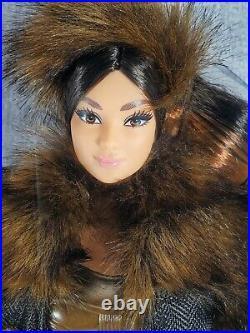 Nrfb Barbie N108 Platinum Label Star Wars Chewbacca X Model Muse Lea Doll