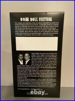 OOAK 2017 NYC Festival Silkstone'Manhattan Premiere' by Magia 2000