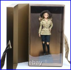 PLATINUM LABEL 2018'Safari Jacket' Yves Saint Laurent Barbie