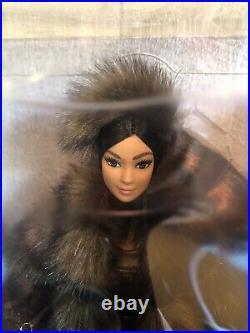 Platinum Barbie New NRFB 2020 STAR WARS CHEWBACCA X BARBIE DOLL + Shipper Box