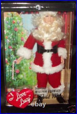 Platinum Fred Mertz Xmas Show Ken Barbie MIB