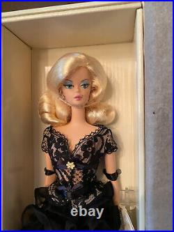 Platinum Label Blonde A Trace Of Lace Silkstone Barbie Doll NRFB LE 500