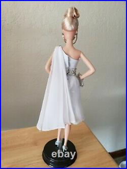 Platinum Label Pinch of Platinum Barbie Fan Club Doll 3rd in Series