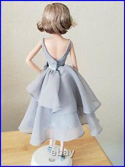 Platinum Label Splash of Silver Barbie Fan Club Doll 1st in Series