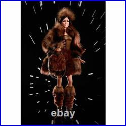 Platinum Label Star Wars Chewbacca Barbie Signature Doll- Nrfb, Mint