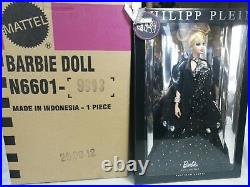 RARE Barbie Collector Platinum Label Philipp Pleins WITH PACKAGE BOX N6601 9933e