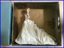 REEM ACRA Bride Barbie Platinum Label- Blonde NRFB Smoke Free Home