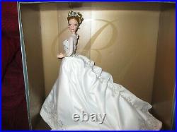 REEM ACRA Bride Blonde Barbie NRFB Platinum Label Ltd 999 pc. L3549