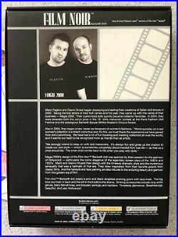 Rare FILM NOIR BARBIE LE750 Platinum Label 2006 L. A. NBDC CONVENTION J1802 NRFB