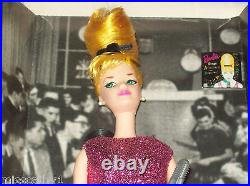 Rare Htf 1996 Bandstand Beauty Convention Barbie + Goodies Mib