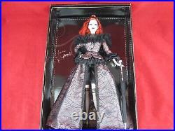 Rare La Reine de la Nuit 2013 National Convention Barbie Doll With COA