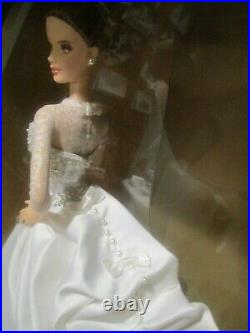 Reem Acra Bride Gold Label Collector Barbie Doll MIB NRFB
