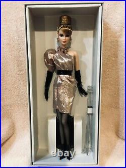 Rush of Rose Gold Barbie Platinum Label NRFB