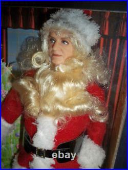 SANTA FRED PLATINUM Label I Love Lucy Barbie NRFB The Barbie Fred Mertz